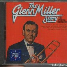 CDs de Música: GLENN MILLER - THE STORY VOL. 1 - CD RCA 1989. Lote 142856630