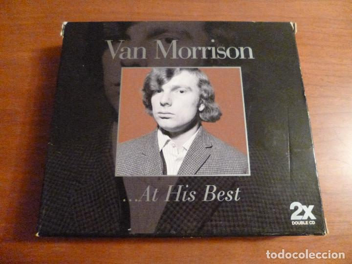VAN MORRISON - ... AT HIS BEST - 2 CDS (Música - CD's Rock)