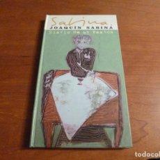 CDs de Música: JOAQUIN SABINA - DIARIO DE UN PEATON - 2 CDS + LIBRO. Lote 142905326