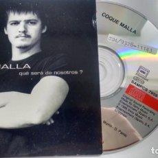 CDs de Música: CD-SINGLE PROMOCION DE COQUE MALLA. Lote 142945242