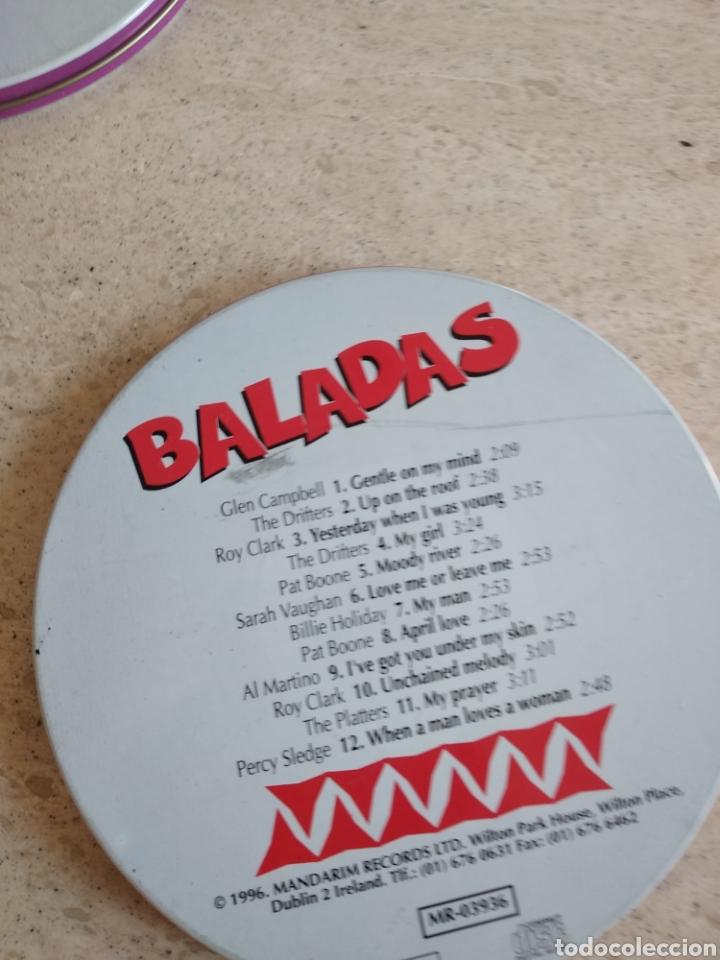 CDs de Música: 8 Recopilatorios de versiones originales: country, boleros, jazz, salsa, soul, baladas, blues y rock - Foto 3 - 142954086