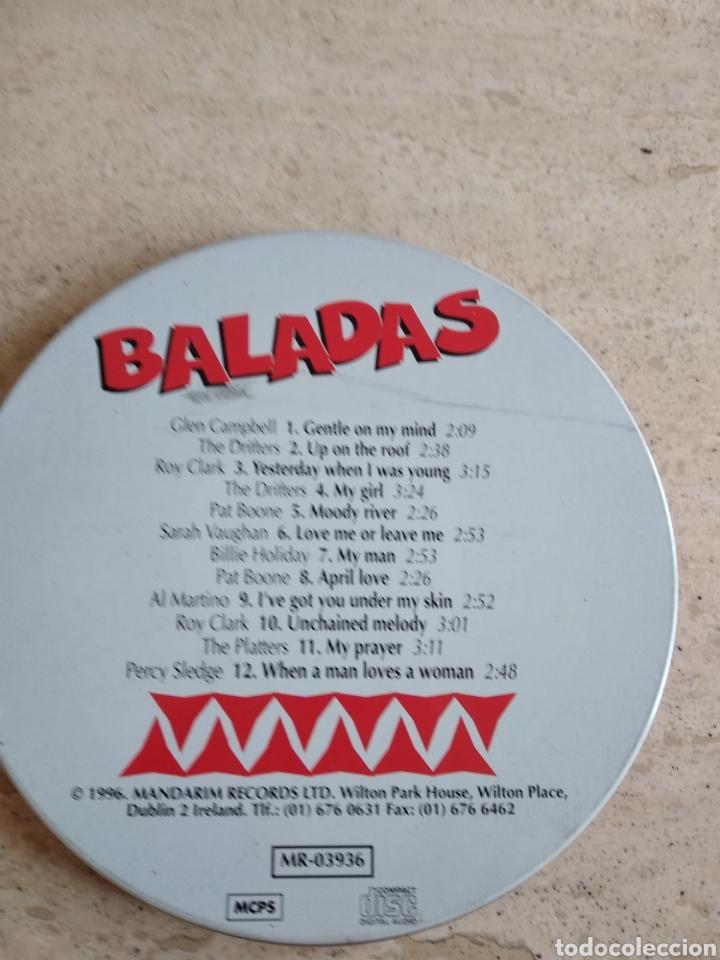 CDs de Música: 8 Recopilatorios de versiones originales: country, boleros, jazz, salsa, soul, baladas, blues y rock - Foto 4 - 142954086