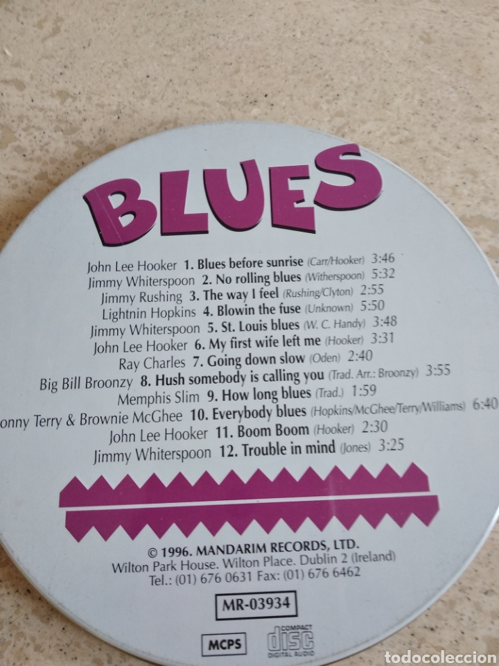 CDs de Música: 8 Recopilatorios de versiones originales: country, boleros, jazz, salsa, soul, baladas, blues y rock - Foto 6 - 142954086
