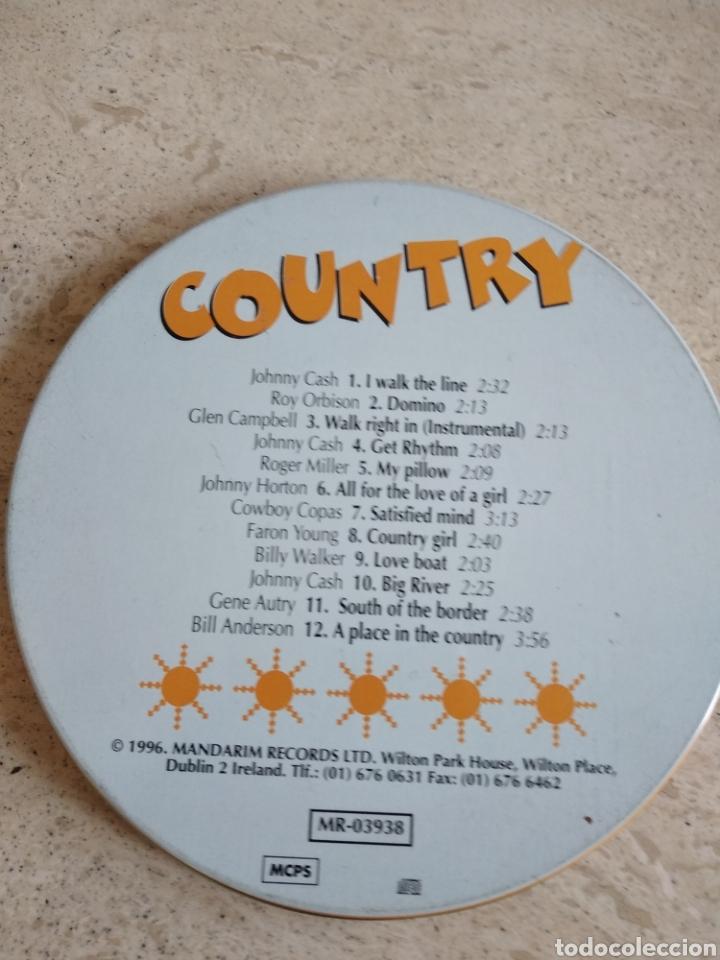 CDs de Música: 8 Recopilatorios de versiones originales: country, boleros, jazz, salsa, soul, baladas, blues y rock - Foto 9 - 142954086