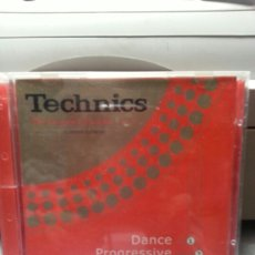 CDs de Música: TECHNICS HOUSE TECHNO. Lote 142965125