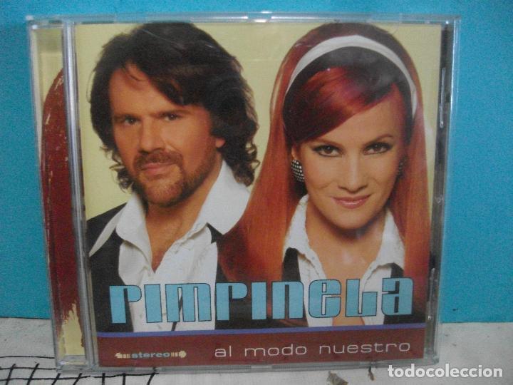 PIMPINELA - AL MODO NUESTRO - CD ALBUM 2003 COMO NUEVO¡¡ PEPETO (Música - CD's Latina)