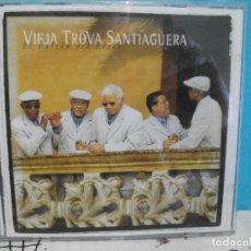 CDs de Música: LA VIEJA TROVA SANTIAGUERA EL BALCON DEL ADIOS CD ALBUM VIRGIN 2002 COMO NUEVO¡¡ PEPETO. Lote 142970582