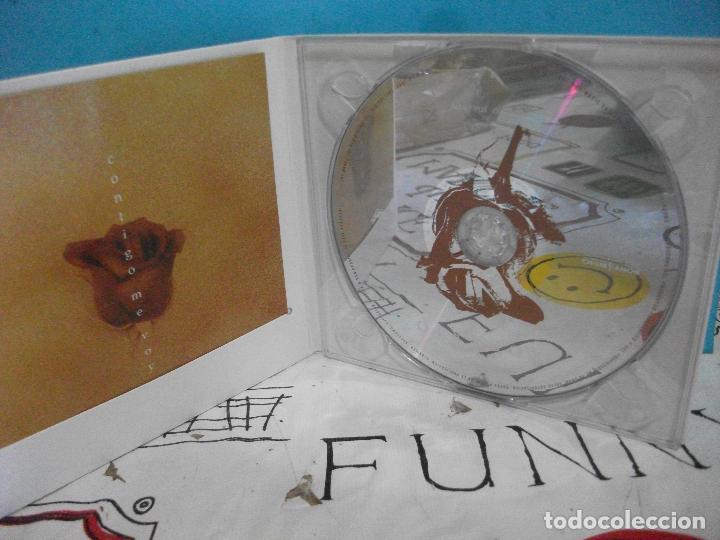 CDs de Música: ROSARIO - CONTIGO ME VOY ( CD ALBUM ) 2006 COMO NUEVO¡¡ PEPETO - Foto 2 - 142970746
