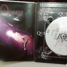CDs de Música: QUEEN LIBRO CD EMI. Lote 142979122