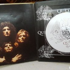 CDs de Música: QUEEN II LIBRO CD EMI. Lote 142979366