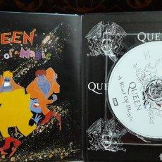 CDs de Música: QUEEN LIBRO CD EMI A KIND OF MAGIC. Lote 142983374