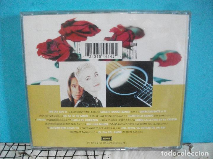 Roxette Baladas En Español Cd Album 1996 C Kaufen Cds Mit