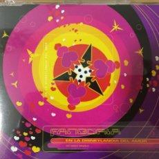 CDs de Música: FANGORIA. EN LA DISNEYLANDIA DEL AMOR. (CD MAXI-SINGLE1993). Lote 142999042