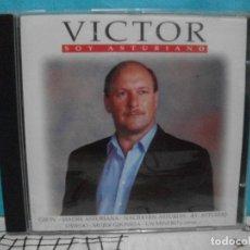 CDs de Música: VICTOR SOY ASTURANO CD ALBUM ASTURIAS COMO NUEVO¡¡. Lote 142999750