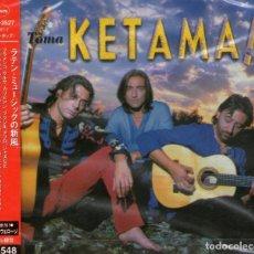 CDs de Música: KETAMA - TOMA KETAMA! - CD ALBUM EDITADO EN JAPÓN - 11 TRACKS - MERCURY 1999 - NUEVO Y PRECINTADO. Lote 143001086