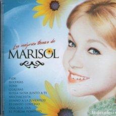 CDs de Música: MARISOL - LOS MEJORES TEMAS - CD ALBUM RECOPILATORIO - 12 TRACKS - OK RECORDS - NUEVO Y PRECINTADO. Lote 143001678