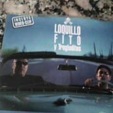 CDs de Música: CD SINGLE LOQUILLO Y FITO INCLUYE VIDEOCLIP. Lote 143015222