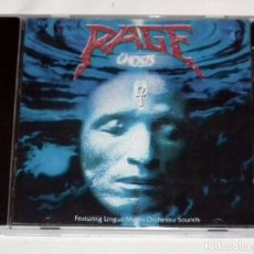 CDs de Música: CD RAGE - GHOSTS. Lote 143023334