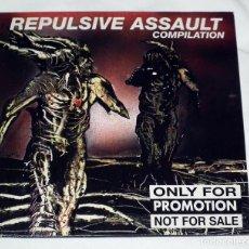 CDs de Música: CD VARIOS - REPULSIVE ASSAULT COMPILATION. Lote 143030066