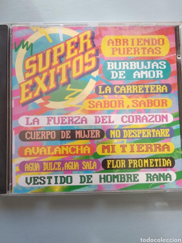 SUPER EXITOS (Música - CD's Disco y Dance)