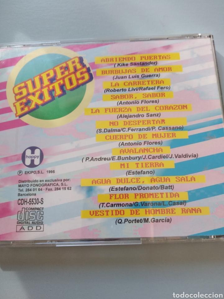 CDs de Música: Super exitos - Foto 4 - 143040189
