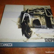 CDs de Música: MUCCAMACCA SCHIZOPHRENIQ DOBLE CD DIGIPACK DEL AÑO 2001 ITALIA 23 TEMAS + 2 VIDEOS 2 CD RARO. Lote 143046978