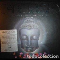 CDs de Música: CAFÉ BUDDHA - THE CREAM OF LOUNGE CUISINE SILVER EDITION 2CD. Lote 143053910