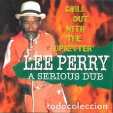 CDs de Música: LEE PERRY - A SERIOUS DUB (CD, COMP) . Lote 143054006