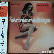 CDs de Música: CD JAPON CORNERSHOP - WOMAN'S GOTTA HAVE IT. Lote 133147818