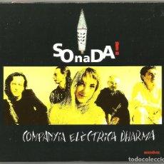 CDs de Música: COMPANYIA ELÈCTRICA DHARMA - SONADA (CD) 2000 - CANÇÓ CATALANA. Lote 143061894