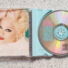 CDs de Música: CD MADONNA BED TIME STORIES. Lote 143062744