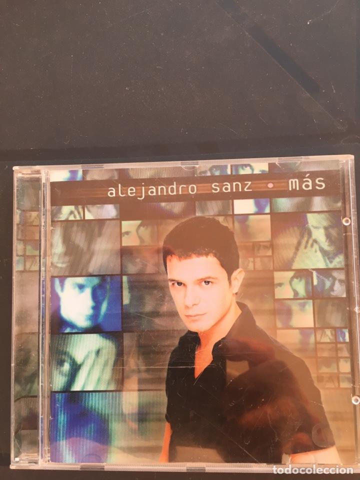 ALEJANDRO SANZ MÁS (Música - CD's Latina)