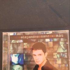 CDs de Música: ALEJANDRO SANZ MÁS. Lote 143066381