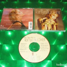 CDs de Música: TANYA TUCKER ( FIRE TO FIRE ) - CD - CDP-7243-8-28943-2-2 - LIBERTY RECORDS - LOVE WILL .... Lote 143075090