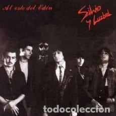 CDs de Música: SILVIO Y LUZBEL ?– AL ESTE DEL EDÉN 2000 BMG MUSIC SPAIN ?– 74321 920532. Lote 158188572