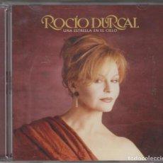 CDs de Música: ROCÍO DÚRCAL CD + DVD UNA ESTRELLA EN EL CIELO 2010 CON MANOLO GARCÍA JOAQUÍN SABINA DYANGO. Lote 143087994