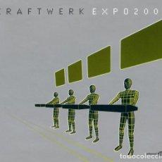 CDs de Música: KRAFTWERK. EXPO 2000. EMI 2000. Lote 143095394