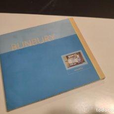 CDs de Música: ENRIQUE BÚNBURY. PEQUEÑO. HÉROES DEL SILENCIO. Lote 143096342