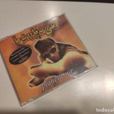 CDs de Música: ENRIQUE BÚNBURY. MAXI PLANETA SUR. HÉROES DEL SILENCIO. Lote 143096866
