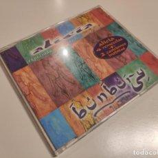 CDs de Música: ENRIQUE BÚNBURY. MAXI ALICIA. HÉROES DEL SILENCIO. Lote 143097118