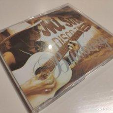 CDs de Música: ENRIQUE BÚNBURY. MAXI CANTO DEL MISMO DOLOR. HÉROES DEL SILENCIO.. Lote 143097418