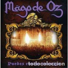 CDs de Música: MÄGO DE OZ ?– PUEDES CONTAR CONMIGO 2008 DRO ?– 5186508755. Lote 175921129