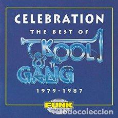 CDs de Música: KOOL & THE GANG - CELEBRATION - THE BEST OF 1979-1987 - CD 1994. Lote 143108754