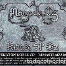 CDs de Música: MÄGO DE OZ ?– ROCK 'N' OZ 2006 LOCOMOTIVE MUSIC ?– 2564643432, DRO ATLANTIC ?– 2564643432 FORMATO:. Lote 143123910