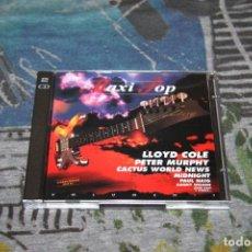 CDs de Música: MAXI POP VOL. 1 - 2 CD'S - CONTRASEÑA - CON 009 - COMPILATION. Lote 143148722
