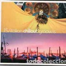 CDs de Música: ITALIAN CHILLOUT GROOVES.. Lote 143156666