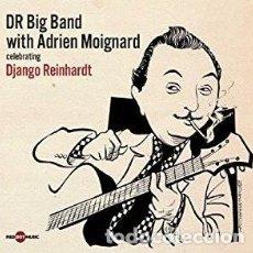 CDs de Música: DR BIG BAND CELEBRATING DJANGO REINHARDT. Lote 143174446