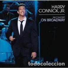 CDs de Música: HARRY CONNICK, JR. IN CONCERT ON BROADWAY (CD + DVD) MÚSICA INTERPRETADA POR HARRY CONNICK, JR.. Lote 143174714