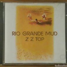 CDs de Música: ZZTOP:RÍO GRANDE MUD/ALEMANIA. Lote 143193994