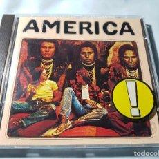 CDs de Música: AMERICA – AMERICA. Lote 143208530